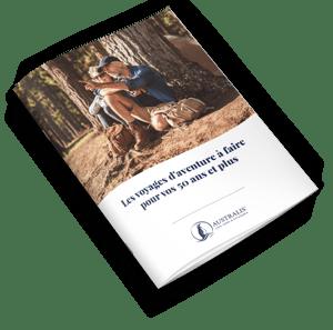 AUS - FR - Portada ebook Adventure trips 50s